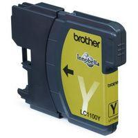 Brother LC1100 Inkjet Cartridge Yellow LC1100Y
