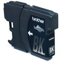 Brother LC1100 Inkjet Cartridge High Yield Black LC1100HYBK