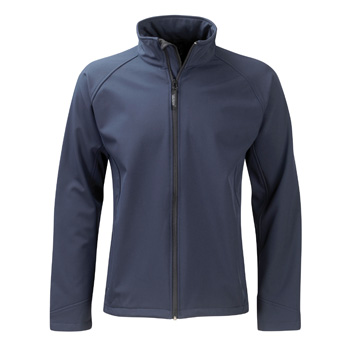 Flint Mens Soft Shell Jacket