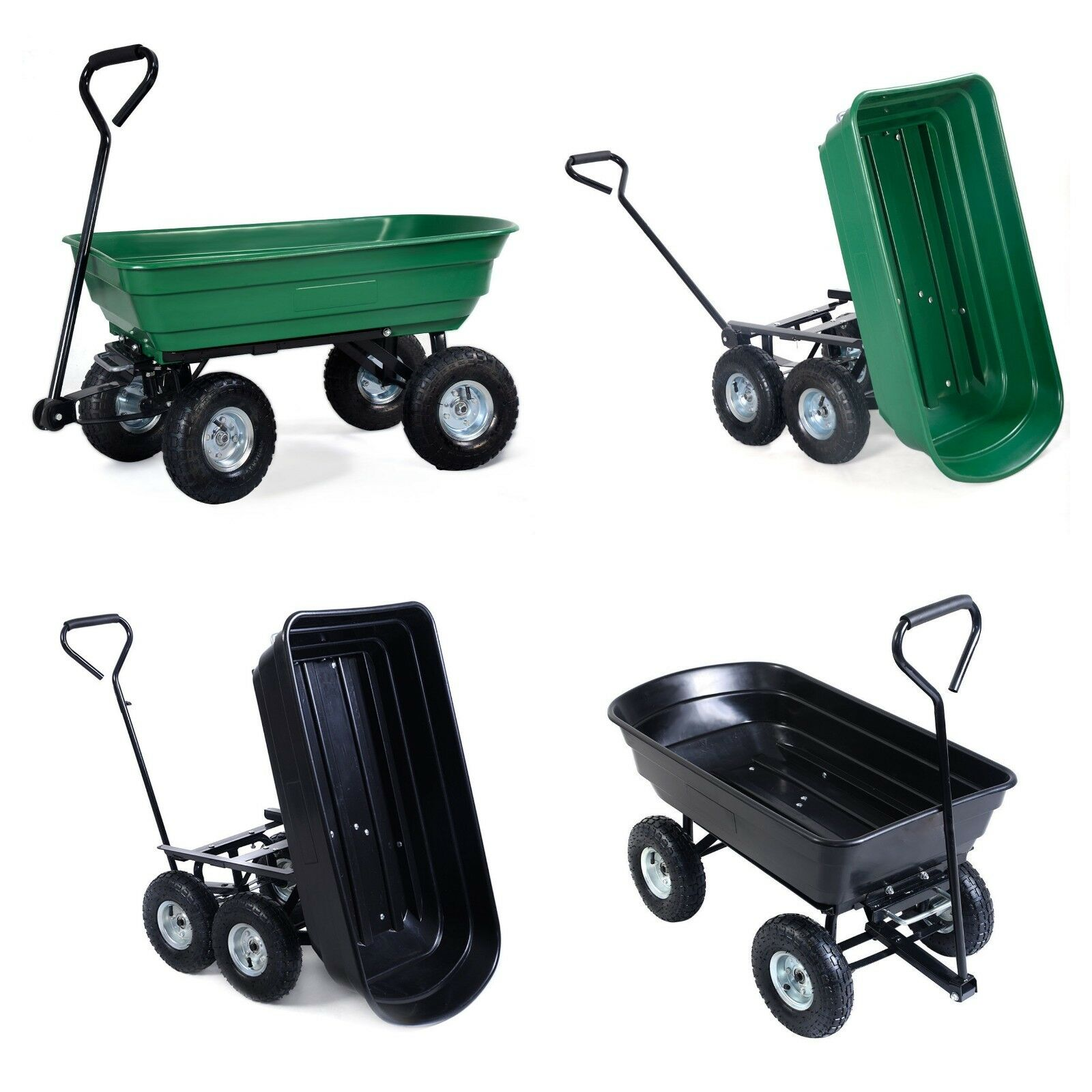 Garden Trolley Cart