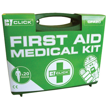 First Aid Kit (6-25 Person Kit)